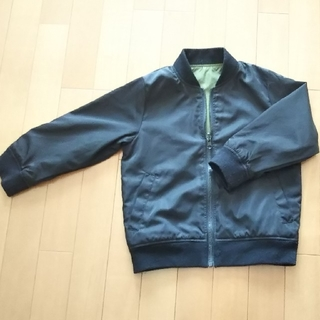 シマムラ(しまむら)のMA1リバーシブル110(ジャケット/上着)