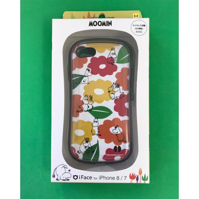 【新品 正規品】iface ムーミン フローラル iPhone8/7兼用の通販 by 猫太郎's shop  |ラクマ