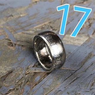 イタリアコインリング 銀貨500リラ 17号(リング(指輪))