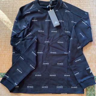 アディダス(adidas)のアディダス ロングtシャツ 新品(Tシャツ/カットソー(七分/長袖))