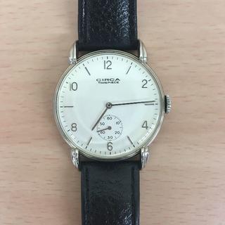 サーカ(CIRCA)のCIRCA サーカ CT114RP 男女兼用 アナログ 腕時計 牛革 レザー(腕時計)
