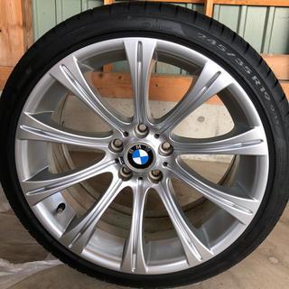 ビーエムダブリュー(BMW)のBMW E60 E61 M5純正ホイール タイヤ4本セット (タイヤ・ホイールセット)