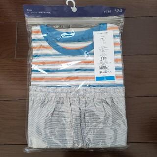 ジーユー(GU)のルームセット 120サイズ 半袖(パジャマ)