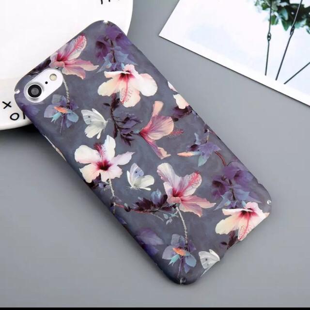 iphone7 ケース 最強 衝撃 | ★花柄 iPhoneケース ブラック X/XS専用★の通販 by けんたん's shop|ラクマ