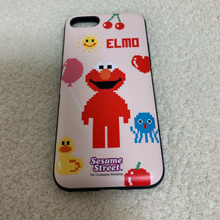 セサミストリート(SESAME STREET)の美品★iPhone7 セサミストリート携帯ケース(iPhoneケース)