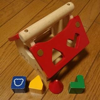 ファミリア(familiar)のfamiliar ファミリア 知育玩具 型はめパズル(知育玩具)