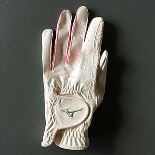 ミズノ(MIZUNO)のミズノ ゴルフグローブ 19cm(手袋)