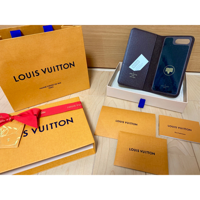ysl iphone8plus カバー 中古 | LOUIS VUITTON - ルイヴィトン iPhone 7plus/8plus 正規品の通販 by R.'s shop|ルイヴィトンならラクマ