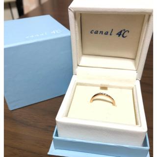 カナルヨンドシー(canal4℃)のcanal 4℃ リング(リング(指輪))