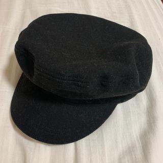 ジーユー(GU)のGU キャスケット 帽子(キャスケット)
