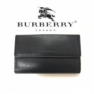 BURBERRY - BURBERRY バーバリー キーケース コインケース
