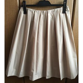 ロペ(ROPE)のROPE  フレアースカート(ひざ丈スカート)