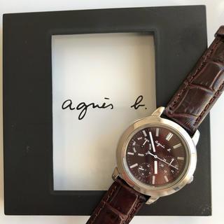 アニエスベー(agnes b.)の☆はな☆様 専用     アニエスベー❤︎腕時計 【電池交換済み】 (腕時計)