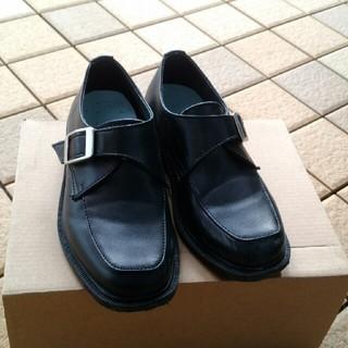 コムサイズム(COMME CA ISM)のフォーマル靴《コムサ》17㎝(フォーマルシューズ)