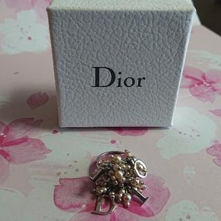 クリスチャンディオール(Christian Dior)のDior  ディオール★パールリング(リング(指輪))