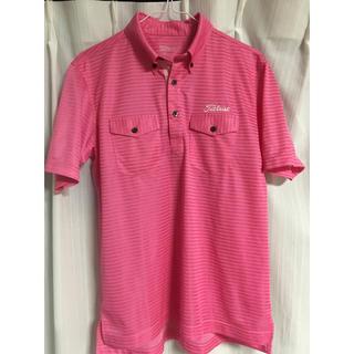 タイトリスト(Titleist)のゴルフ ポロシャツ Lサイズ タイトリスト(ウエア)