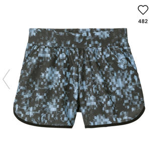 ジーユー(GU)のGU ヨガ フィットネス ショートパンツ 新品 Lサイズ(ウェア)