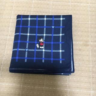 ディズニー(Disney)のディズニー 男性用ハンカチ (ハンカチ/ポケットチーフ)