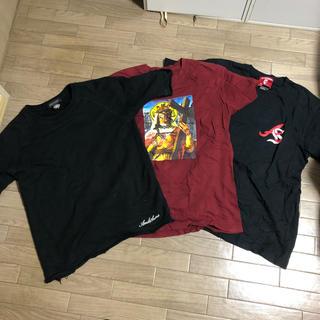 アンドサンズ(ANDSUNS)のANDSUNS Tシャツ3枚set(Tシャツ/カットソー(半袖/袖なし))