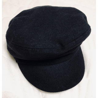 ジーユー(GU)のキャスケット 帽子(キャスケット)