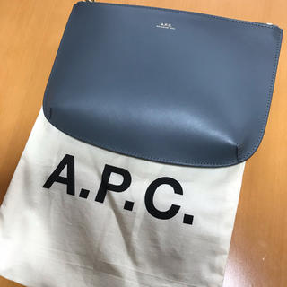 アーペーセー(A.P.C)のお取り置き 購入不可 新品未使用A.P.C ポーチ(ポーチ)