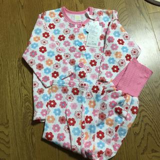シマムラ(しまむら)の花柄 パジャマ 100(パジャマ)