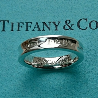 ティファニー(Tiffany & Co.)のティファニー 1837 ナロー リング 正規品(リング(指輪))
