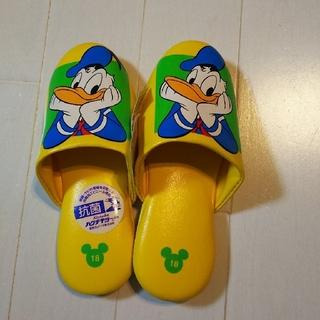 ディズニー(Disney)の値下げ  ディズニー 子供スリッパ  16~17センチ(スリッパ)