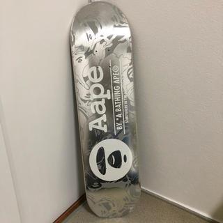 アベイシングエイプ(A BATHING APE)のAAPE SKATEBOARD スケートボードデッキ (スケートボード)