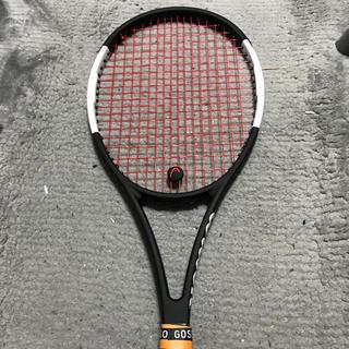 ウィルソン(wilson)のテニスラケット プロスタッフL(ラケット)