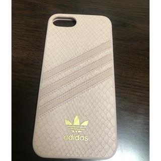 アディダス(adidas)の携帯カバー(iPhoneケース)