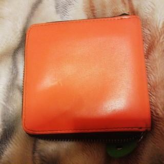 レイジブルー(RAGEBLUE)のRAGEBLUE 財布 オレンジ(財布)