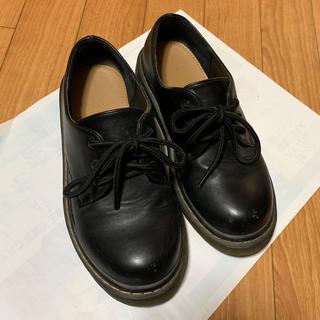 ダブルネーム(DOUBLE NAME)のダブルネーム 革靴 ブラック(ローファー/革靴)