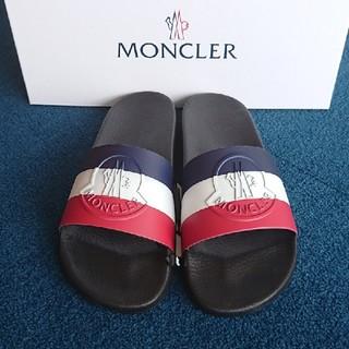 モンクレール(MONCLER)の42【新作】MONCLER(サンダル)