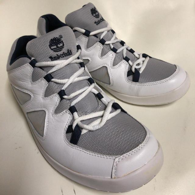 Timberland(ティンバーランド)のtimberland ek Helton 28cm 日焼けあり メンズの靴/シューズ(デッキシューズ)の商品写真