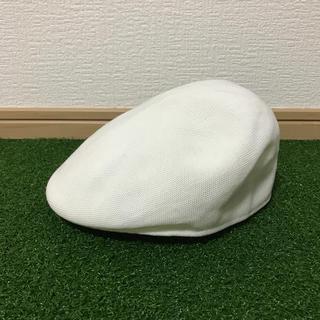 キャロウェイゴルフ(Callaway Golf)のCallawaygolf キャロウェイゴルフ 春夏 ハンチング 帽子 ホワイト(ハンチング/ベレー帽)