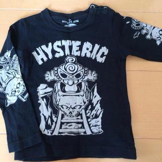 ヒステリックミニ(HYSTERIC MINI)のヒス♡ロンT!袖までプリント(その他)