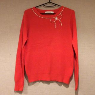 クチュールブローチ(Couture Brooch)のCouture brooch ニット(ニット/セーター)