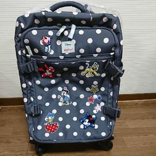 キャスキッドソン(Cath Kidston)のお値下げ ◾ 新品 キャス・キッドソン ディズニー スーツケース(スーツケース/キャリーバッグ)