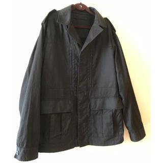 ユニクロ(UNIQLO)のUNIQLOジャケットコート(ミリタリージャケット)