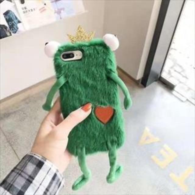 カエルケース iPhoneケース CA223227の通販 by momoshop|ラクマ