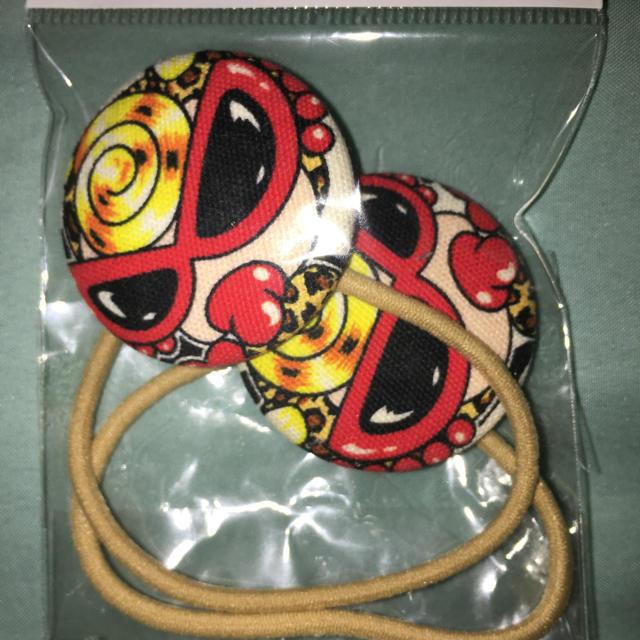 HYSTERIC MINI(ヒステリックミニ)のヘア~ゴム レディースのヘアアクセサリー(ヘアゴム/シュシュ)の商品写真
