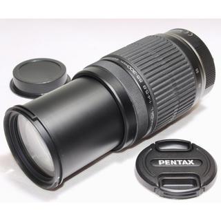 ペンタックス(PENTAX)のちゃんぬ様専用✨大迫力の望遠レンズ✨PENTAX-DAL 55-300mm ED(レンズ(ズーム))