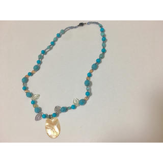 ロンハーマン(Ron Herman)のhandmade necklace(ネックレス)