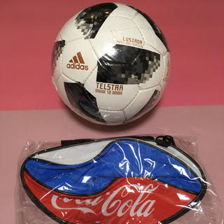 アディダス(adidas)の2018 FIFA ワールドカップロシア サッカーボー(記念品/関連グッズ)