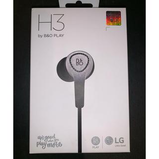 エルジーエレクトロニクス(LG Electronics)のH3 by B&O PLAY HSS-F800(ヘッドフォン/イヤフォン)