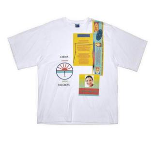コムデギャルソン(COMME des GARCONS)の新品未使用 paccbet ラスベート ティシャツ(Tシャツ/カットソー(半袖/袖なし))