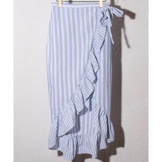 ハニーミーハニー(Honey mi Honey)のthe fifthlabel スカート 新品未使用タグ付き(ロングスカート)