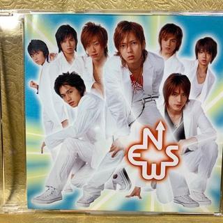 NEWS/紅く燃ゆる太陽 【限定】(ポップス/ロック(邦楽))