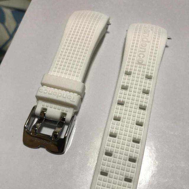 Tendence(テンデンス)のテンデンス ラバーベルト メンズの時計(ラバーベルト)の商品写真